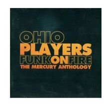OHIO PLAYERS 2 CD FUNK ON FIRE THE MERCURY ANTHOLOGY - BEST OF