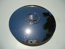 2005-2015 CADILLAC DEVILLE HEARSE LIMO FACTORY CHROME CENTER CAP P/N 9593488 OEM