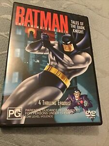 Batman The Animated Series: Tales of the Dark Knight