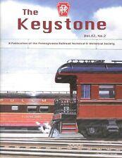 Keystone PRR V42 N2 2009 Navy Pennsylvania Canals T1 Steam Locomotive EMD EF30a