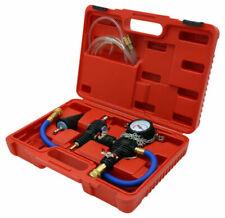 WilTec Kit Système de Refroidissement Universel pour Véhicules - Rouge (61185)