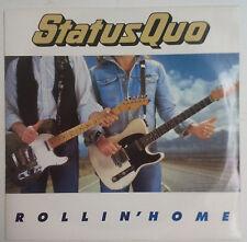 "Status Quo  Rollin' Home Single 7"" UK 1986"
