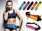 Universal Phone Waistband Neoprene Fanny Pack Runner Bag for iPhone Sport Holder