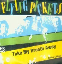 "7"" Flying Pickets/Take My Breath Away (D) Berlin Cover"