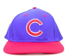 CHICAGO CUBS SNAPBACK CAP, YOUTH LARGE / X-LARGE NWT mlb