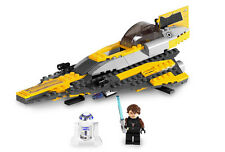 LEGO Star Wars - Rare Anakin's Jedi Starfighter 7669 - Complete w/ Instructions