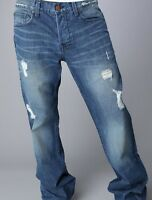 William Rast Keith Bootcut Jeans (30) Clear Water