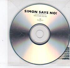 (DS270) Simon Says No!, Solitary Rush - DJ CD