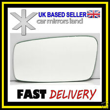 Left Passenger Wing Car Mirror Glass VOLVO V40 S40 1995-2004 CONVEX