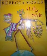 Hardcover Book - Rebecca Moses - A Life of Style