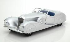 1:18 CMF Mercedes 500K Erdmann & Rossi 1936 silver