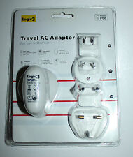 GENUINE TRAVEL AC ADAPTOR FOR USE WITH iPOD AND iPHONE - NEW