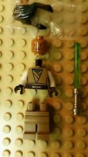 LEGO STAR WARS EETH KOTH MINIFIGURE BRAND NEW WITH LIGHT SABER ( HARD TO FIND )