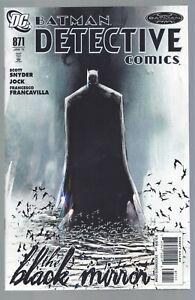 Detective Comics Batman U PICK 766-881 831 859 Jock variant 871 872 DC Batwoman