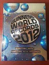 Guinness World Records 2012 - Large Hardback Book