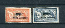 Francia/France 1927 posta aerea 1 salone aereonautico A1-A2 linguellato MH