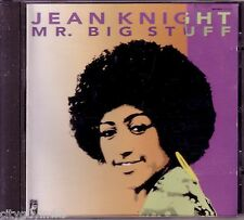 JEAN KNIGHT Mr. Big Stuff 1990 Stax CD 70s R&B Southern Soul