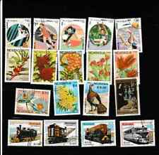 #3189=Nicaragua CTO selection of different commemorative stamps