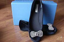 Vera Wang SVLucablack shoe beaded size 8 $59.99