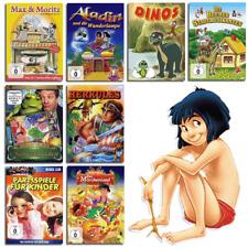 53 Kinderfilme Paket - Märchen Kinderfilme Zeichentrick Abenteuer Sammlung - Neu