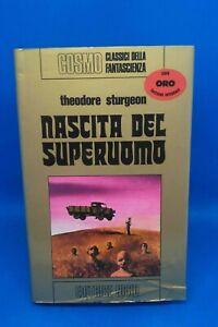 Cosmo Oro 014 - THEODORE STURGEON - NASCITA DEL SUPERUOMO