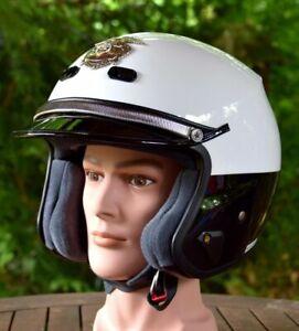 Shoei RJ-Platinum LE Motorcycle Helmet - LAPD - Size: XL
