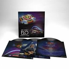 Electric Light Orchestra Jeff Lynne's Elo Wembley or Bust 180g 3LP Vinyle