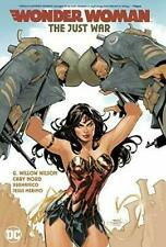 Wonder Woman Vol. 1: The Just War by G. Willow Wilson, Cary Nord #12574
