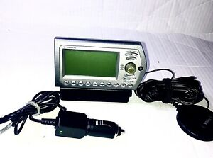 Audiovox 136-4041 SiriusXM Auto Receiver, Satellite, Dock and Cables!