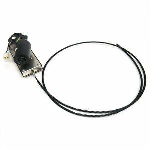 Power Windshield Wiper Kit - Single Arm Street  AUTWIPER3 truck street hot rod