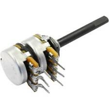 Omeg potenziometro rotativo stereo 0.25 w 100 k 1 pz