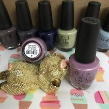 Opi Iceland Collection 2017 Nail Lacquer Polish .5 fl oz (Set or single)