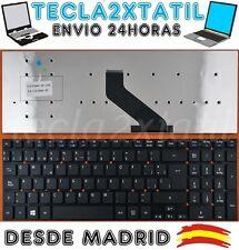 Teclado para ACER ASPIRE y EXTENSA V121702AK4 SP ESPA�'OL keyboard nuevo
