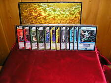 DUEL MASTERS MIXED VARIETY SET VERY RARE TRADING CARD RAYLA ETHEL  + MORE