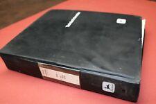 1990's John Deere 7200 planter plus other implements service information binder