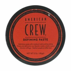 American Crew Defining Paste - medium hold with low shine 85g Men