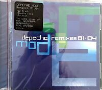 Depeche Mode ‎CD Remixes 81·04 - USA (M/M - Scellé / Sealed)