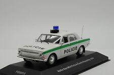 RARE !! Volga GAZ M24 Policie Ceske Republiky 1993 IST FoxToys 1/43 Fox013