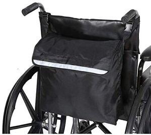 Rollstuhltasche Rollstuhl Rucksack Aufbewahrungstasche mit reflektierenden DE