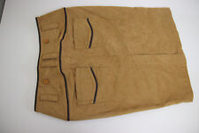 Gsus Sindustries Womens Faux Suede Skirt Brown Size XS NWT MSRP $127