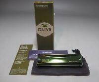SUZUKI Suzuki Olive C20 10 Hole Diatonic Harmonica - Key of C OLIVE C-20 C
