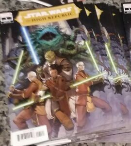 Star Wars High Republic #1 (2021) Anandito Variant NM Marvel Comics 1st Print