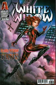 White Widow Nr. 7 (2021), Neuware, new