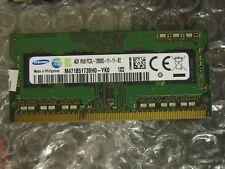 New listing Samsung 4Gb Sodimm 1Rx8Pc3L-Pc3L-12,800S-11- 11-B2 From Toshiba S75t-A