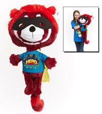 "Brand New! Hero Central VBS Flame the Red Panda Puppet. 24"" Tall."