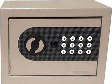 NEW DIGITAL ELECTRONIC SAFE SECURITY BOX WALL JEWELRY GUN CASH GRAY