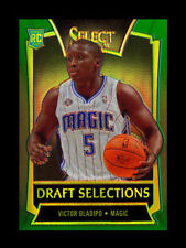 2013-14 SELECT GREEN PRIZM VICTOR OLADIPO 5/5 RARE ROOKIE RC DRAFT SELECTIONS