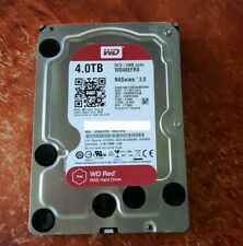 WD Red 4tb NAS Hard Disk Drive - 5400 RPM Class SATA 6 Gb/s 64 MB Cache 3.5-inch
