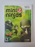 Mini Ninjas (Nintendo Wii, 2009)