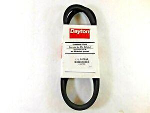 """Dayton 3X706 V-Belt 60"""" x 21/32"""" x 13/32"""" B57"""